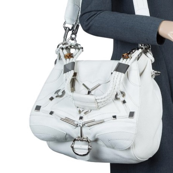ba07e461e Gucci Bags | Authentic Techno Horsebit Flap Bag | Poshmark